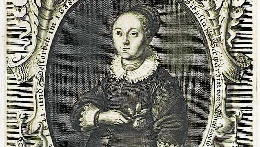 Diese Dichterin war brillant und emanzipiert - schon im frühen 17. Jahrhundert