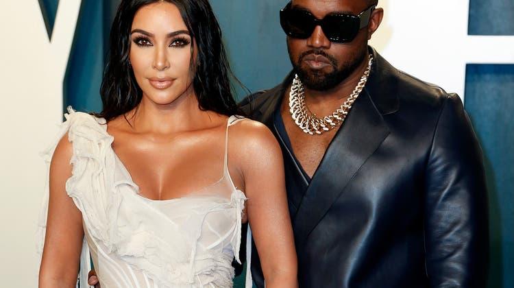 Ex-Super-Promi-Paar: Kim Kardashian Kanye West , 2020 (Ringo Chiu / EPA)