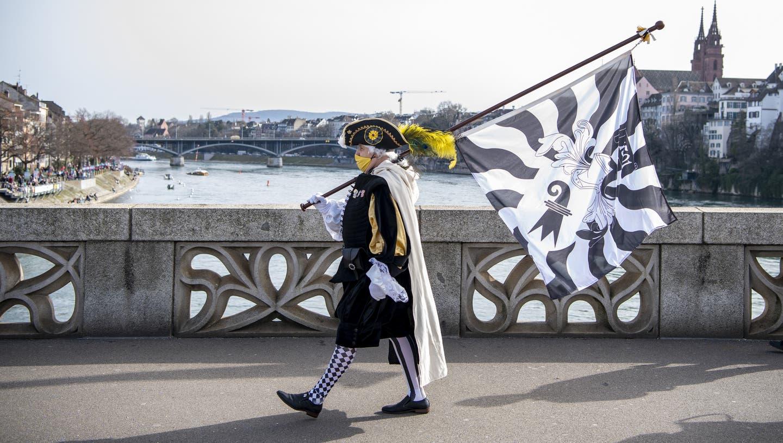 In Basel gibt es dieses Jahr coronabedingt keine Fasnacht (Roland Schmid / BLZ)