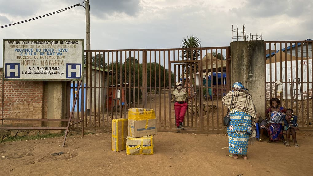 Der italienische Botschafter wurde in Kongo-Kinshasa bei einem Hinterhalt getötet. (Keystone)