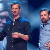Stehen für ein neues Fernsehen: Die Pro7-Entertainer Joko & Klaas. (zvg)