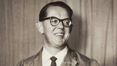 Jost Ribary (1910-1971). (Bild: Archiv Jost Ribary III.)