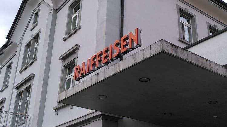 Der Geschäftsbericht der Raiffeisenbank Mittelgösgen-Staffelegg fällt positiv aus. (Archiv) (chm)