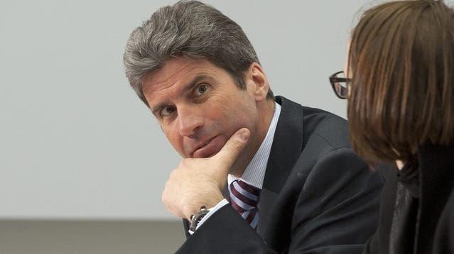 Immer wieder stehen die SBB wegen Verwaltungsratsposten ihrer Topmanager in der Kritik. Im Bild die Konzernzentrale in Bern-Wankdorf. (Bild: Christian Beutler/Keystone)