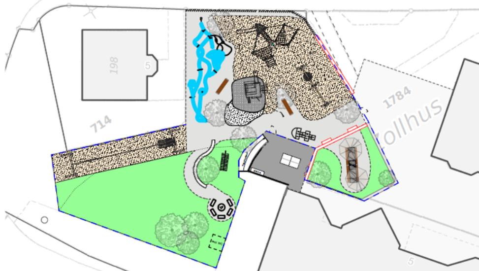 Am Seetalplatz entsteht ein grosszügiger Spielplatz für alle