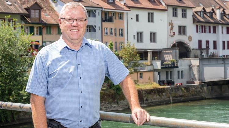 Tritt erneut an: Bruno Gretener (FDP) ist seit 20 Jahren im Gemeinderat. Seit 2006 ist er der Ammann Mellingens. (Sandra Ardizzone)