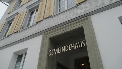 Das Gemeindehaus in Walzenhausen. (Bild: PD)