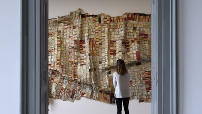 Das Kunstmuseum in Bern. (Bild: Anthony Anex / Keystone (11. März 2020))