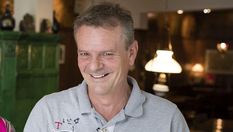 René Rechsteiner, Präsident von Gastro Stadt St.Gallen. (Bild: PD)