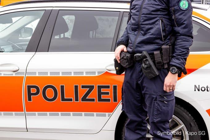 Tötungsdelikt in Buchs (SG) - 22-jährige Frau stirbt nach