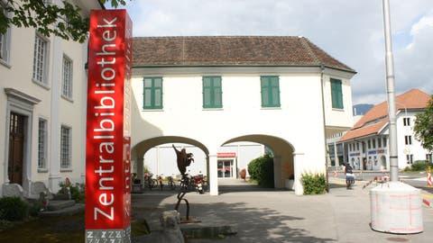 Die Zentralbibliothek bleibt, wenn es nach Kurt Fluri geht, dort, wo sie ist. (Andreas Kaufmann)