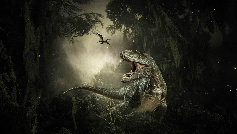 Der Einschlag des Asteroiden war lediglich der Auslöser des Massenaussterbens. Der Jahrzehnte dauernde Winter zerstörte die Nahrungsgrundlage der Saurier und liess sie aussterben. (Willgard Krause/ Pixabay)