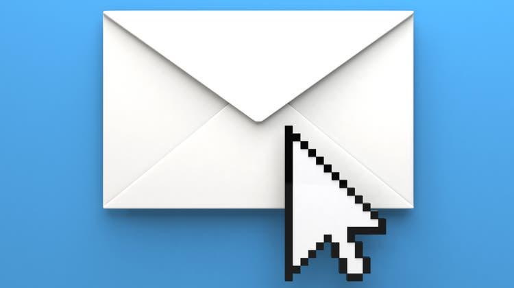 Täglich werden 39-mal mehr Emails verschickt, als es Menschen gibt. (Bild: Chesky_w / iStockphoto)