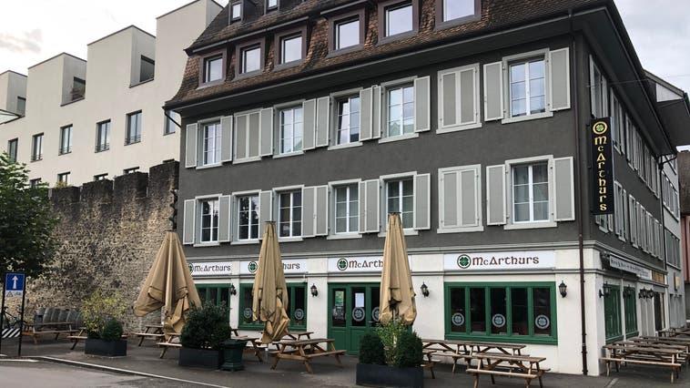 Auch 2021will der Stadtrat Lenzburg von den Gastrobetrieben keine Gebühren für die vertraglich vereinbarte Nutzung des öffentlichen Grundes erheben. (Anja Suter (5.10.2020))