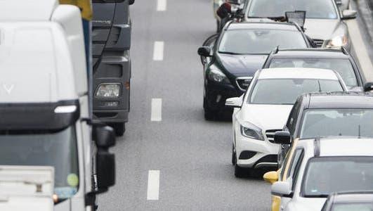 Kann Mobility Pricing die Staus bekämpfen? (Keystone)