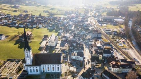Seit zehn Monaten gibt es auch in Schüpfheim einen digitalen Dorfplatz. (Bild: Roger Grütter (6. Januar 2020))