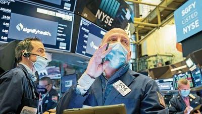 Hypozinsen, Frankenkurs: So verändert der Wutanfallan den amerikanischen Börsen schweizerische Lebenswelten