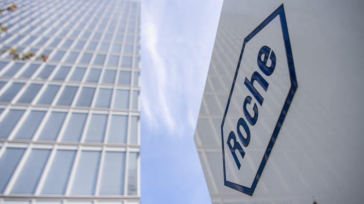 Erhält Sonderzulassung für Selbsttest in Deutschland: Roche. (Symbolbild: Keystone)