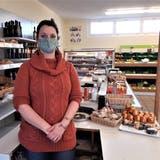 Nicole Membrez war zuvor Ladenleiterin im Dorfladen. (Stefanie Garcia Lainez)