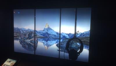 Ab dem 1. März gibt es im Verkehrshaus eine Ausstellung zum Thema Höchstleistung am Berg. (Bild: PD)