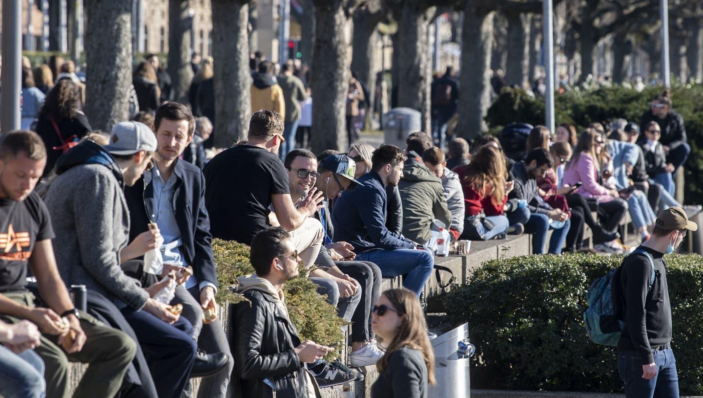 Frühling, Sonne, Fasnacht: Polizei büsst mehr als 1500 Coronaverstösse – Umfrage zeigt grosse Unterschiede zwischen Kantonen