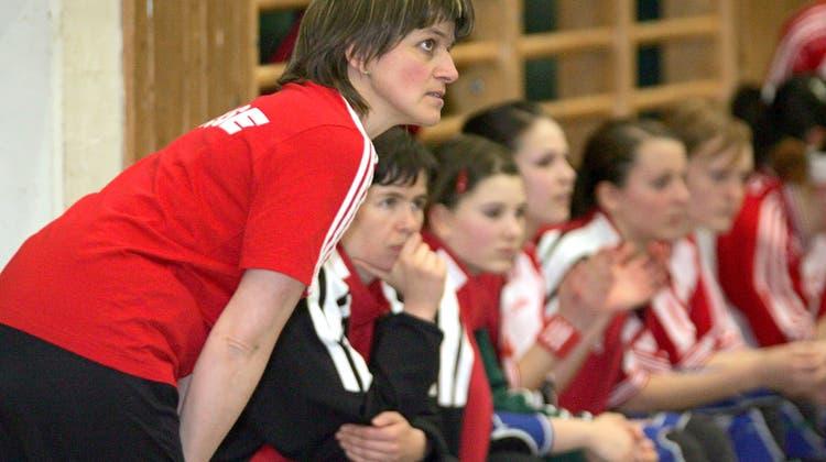 «Männer und Frauen können voneinander lernen und profitieren», sagt Elisabeth Riechsteiner, ehemalige Trainerin der Schweizer U18-Juniorinnen-Auswahl und der Handballerinnen des TV Zofingen. (Andi Leemann)