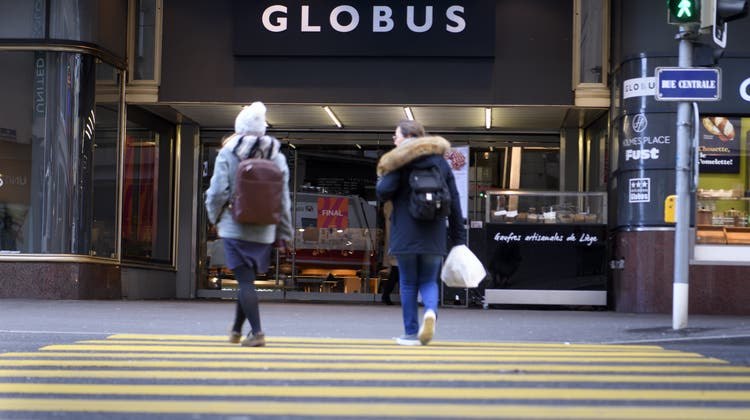 Nach Filialschliessungen und Verkäufen stösst Globus nun auch die Restaurants ab. (Symbolbild) (Keystone)