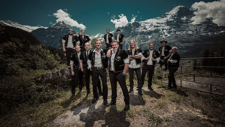 Heimweh wurde für das «Best Album» ausgezeichnet. (Photoworkers.ch)