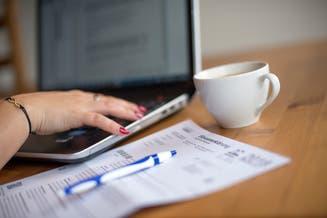 Steuererklärung - Erwerbsersatzentschädigung, Homeoffice ...