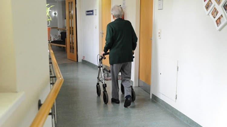 In Alters- und Pflegeheimen gilt eine neue