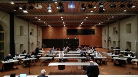 Der Solothurner Gemeinderat. Derzeit hat die GLP einen Sitz. Jener von Claudio Hug. (Judith Frei)