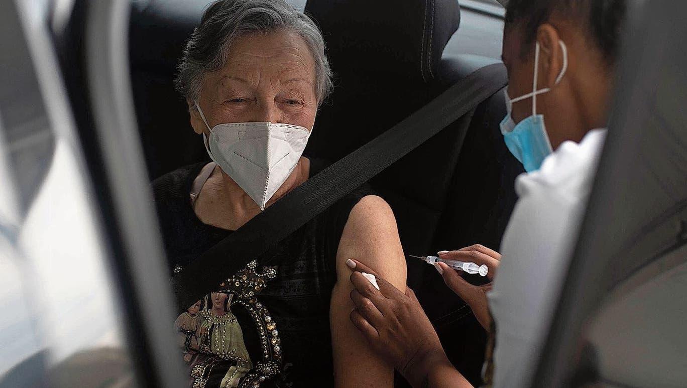 Skandal um «Luftimpfungen» in Brasilien: Senioren bekommen oft gar kein Vakzin gespritzt