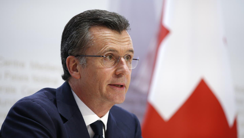 Vom Bundesrat als OECD-Präsident vorgeschlagen: Philipp Hildebrand, ehemaliger Chef SNB und heute Manager bei Blackrock. (Keystone)