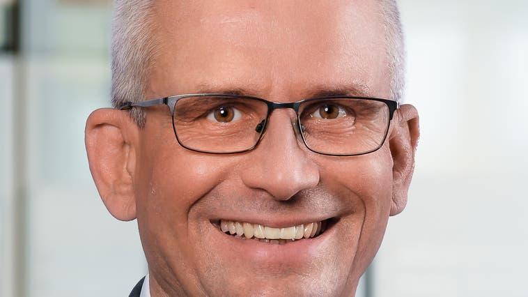 Ernst Locher, Vorsitzender der Bankleitung (Bild: PD)
