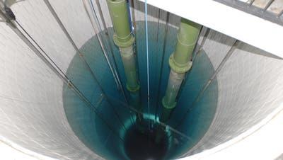In den letzten Wochen hat sich der Grundwasserspiegel im Aargau markant erholt - dank Regen und viel Wasser in den Flüssen. (Symbolbild: Oliver Menge)