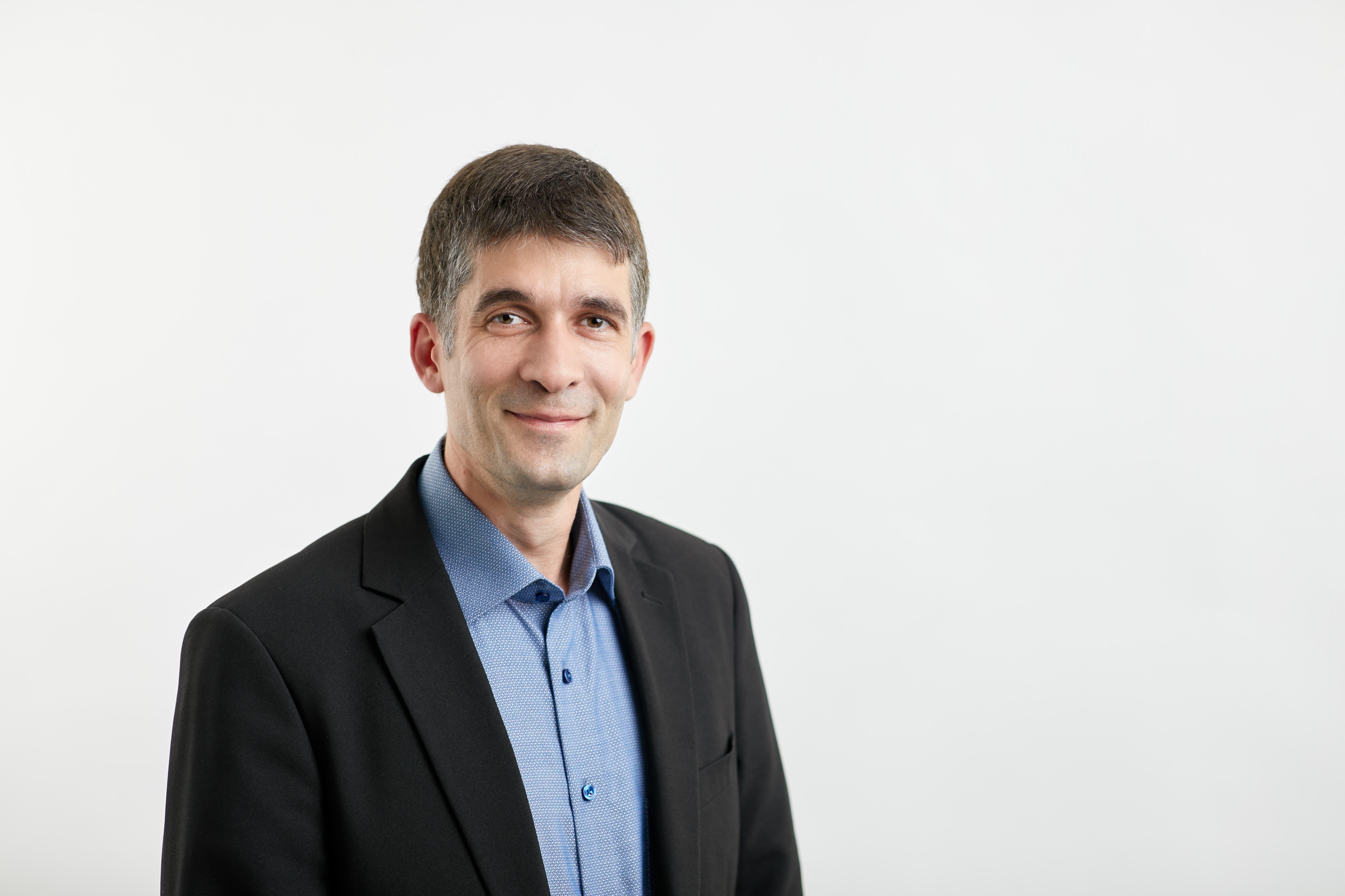 Piero Grumelli, Gemeindepräsident von Oberdorf.
