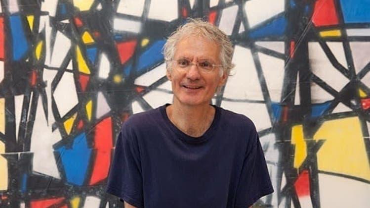Der 59-jährige Künstler Arnold Helbling aus Brugg lebt seit über 30 Jahren in New York. (Bild: zvg)