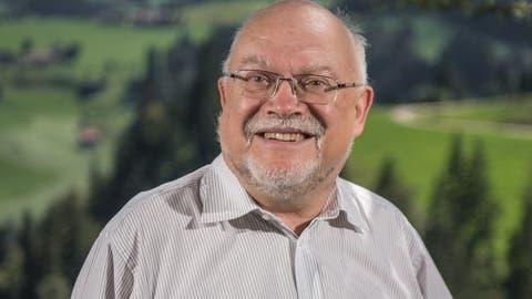 Ruedi Lustenberger aus Romoos. (Bild: Pius Amrein)