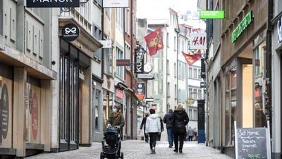 Die Luzerner Altstadt hat heute schon einen hohen Anteil an touristisch vermieteten Wohnungen. (Bild: Alexandra Wey / Keystone)
