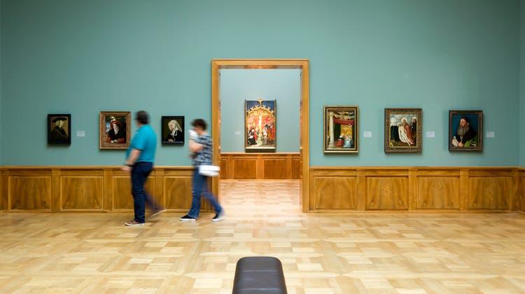 Auch Besuch bei alten Meistern sind im Lockdown verboten. Aber ist es tatsächlich sinnvoll, Kunstmuseen zu verriegeln? (Bild: Julian Salinas)