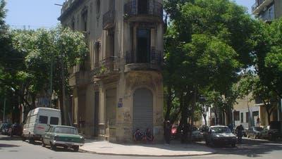 Das Wohnatelier in Buenos Aires im Hafenquartier La Boca. (Bild: PD)