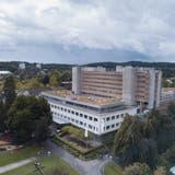 Der Regierungsrat wird die weitere Entwicklung des Kantonsspitals Aarau genau verfolgen. (Michael Küng / AAR)