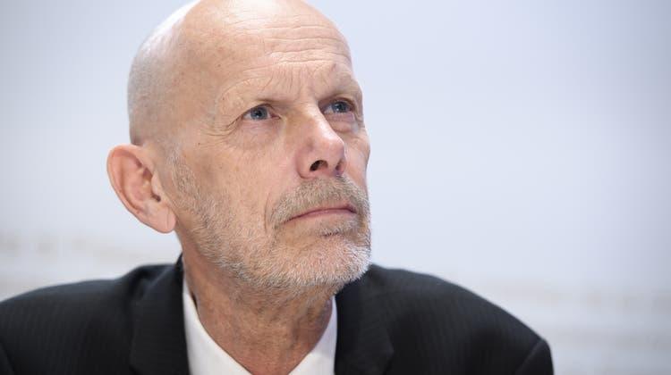 Verkörperung des produktiven, glücklichen Beamten: Daniel Koch, inzwischen pensioniert (zumindest beim Bund). (Keystone)