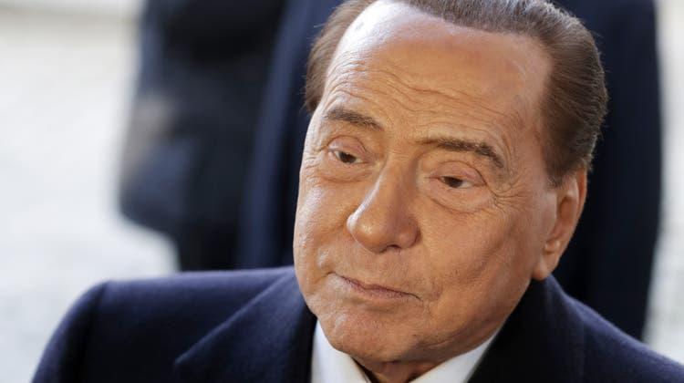 Erhält immer mehr Zuspruch aus dem Parlament: Italiens designierter Premier Mario Draghi. (Roberto Monaldo / Pool / EPA LAPRESSE POOL)