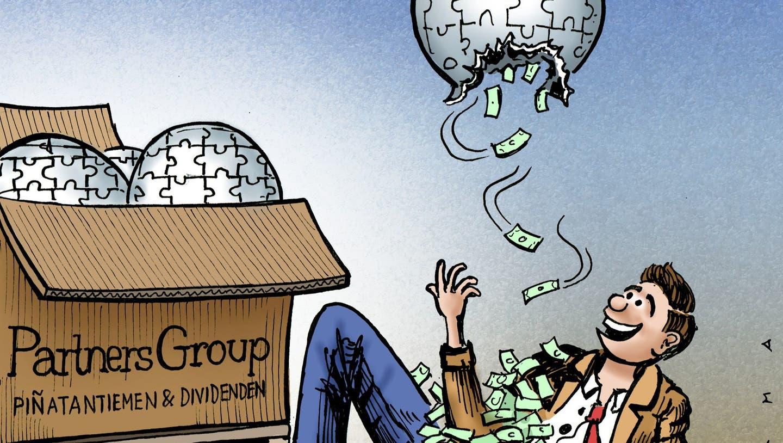 Partners Group steigt in denOlymp der Finanzwelt auf