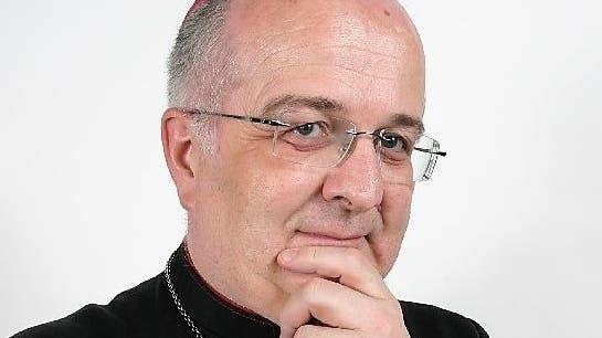 Weihbischof Denis Theurillat (zvg)