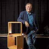 Inspiration findet er überall: Stefan Baier hat schon wieder viele Ideen für die Theateria