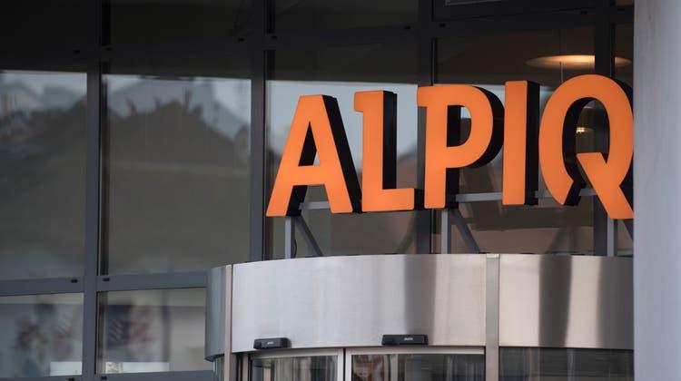 Der Energiekonzern Alpiq hat den Verwaltungsrat erneut auf noch sieben Mitglieder verkleinert. Präsident Jens Alder ist im Amt bestätigt worden. (Keystone)