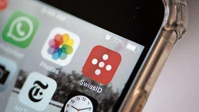 Die SwissID der Swiss Sign Group soll nach der Abstimmung vom 7. März zur staatlich anerkannten E-ID werden.
