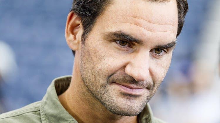 Roger Federer baut sein Marken-Imperium aus– und lässt ein neues Logo schützen